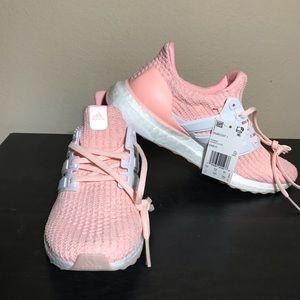 Pink Women Adidas Ultraboost